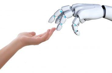 """Das """"Uncanny Valley"""" oder: Wann wir mit Robotern fremdeln"""